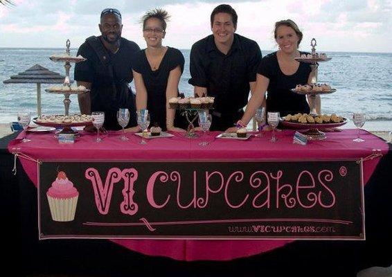 The VI Cupcake Team